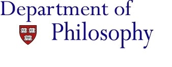Harvard University Department of Philosophy